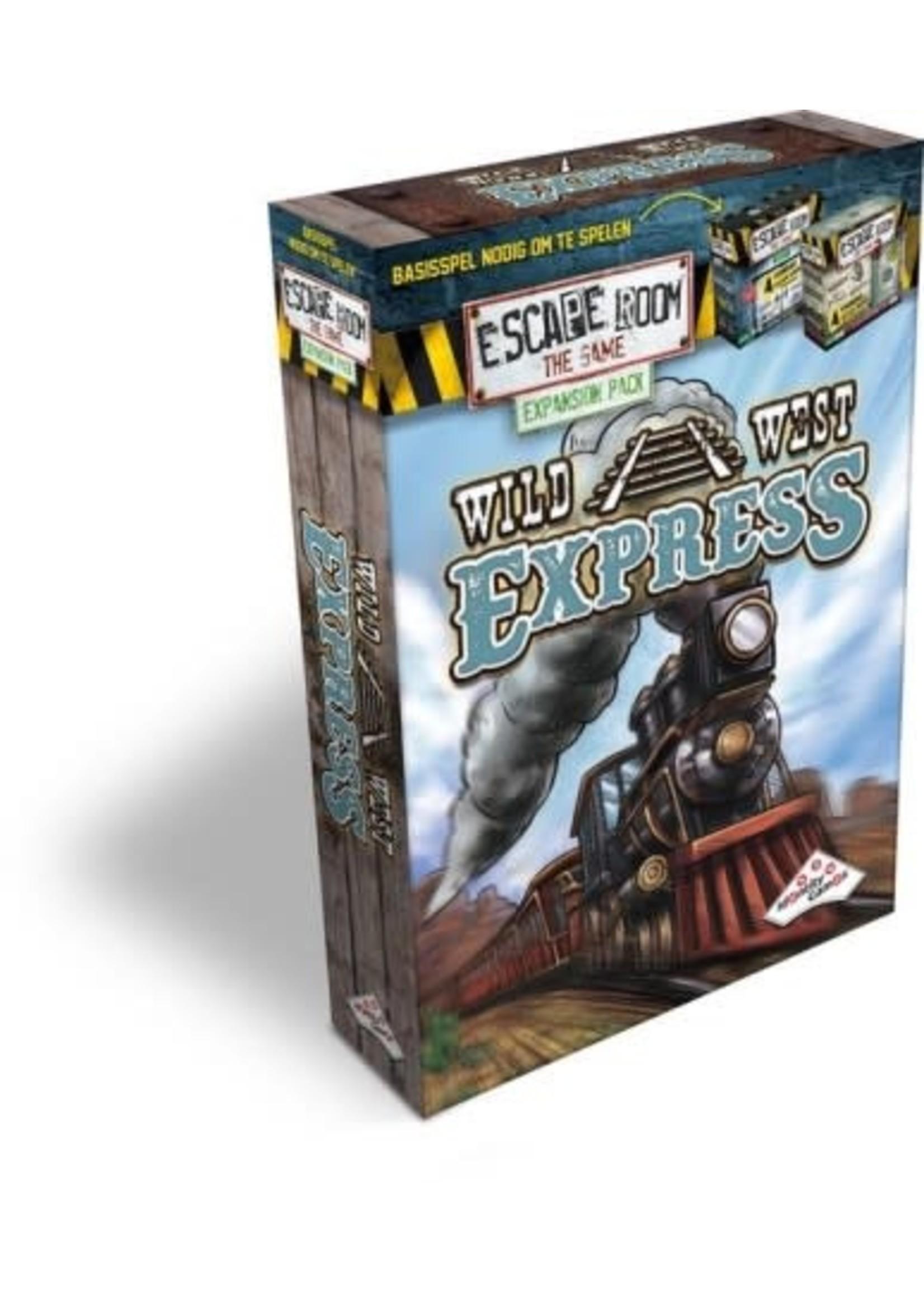 Escape Room The Game Uitbreidingsset - Wild West Express
