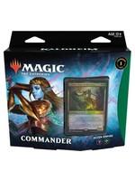 MTG - Kaldheim Commander Deck Elven Empire