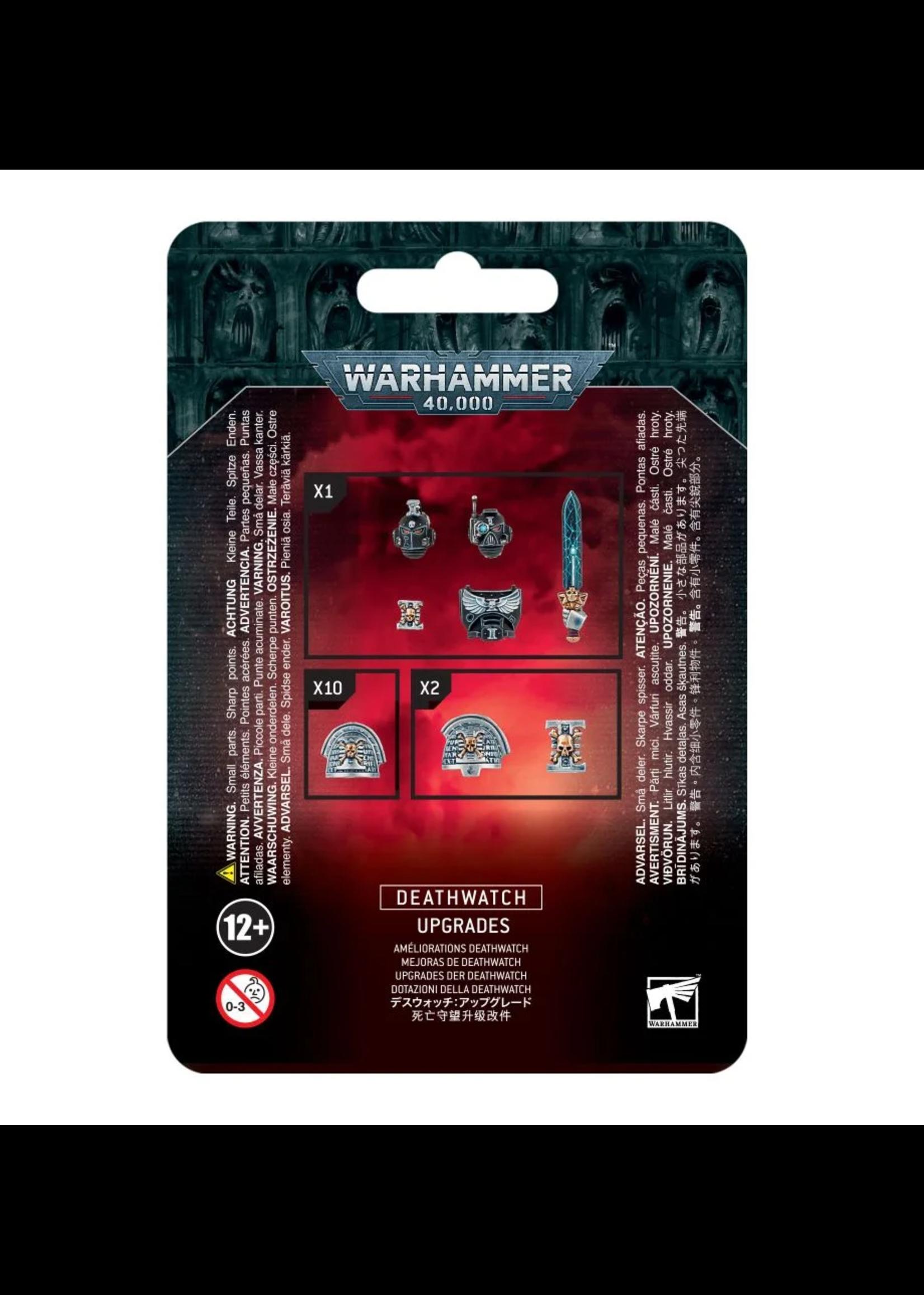 Deathwatch Upgrades