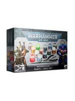 Warhammer 40000 Paints+Tools Set