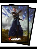 Up - Magic: The Gathering Kaldheim 100Ct Sleeve Featuring Planeswalker Niko Aris