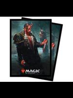 Up - Magic: The Gathering Kaldheim 100Ct Sleeve Featuring Planeswalker Tibalt