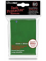 Ultro Pro Matte Small Sleeves Green