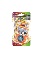 Pok Tcg Sword & Shield Vivid Voltage Sleeved Booster + 3 Promo's