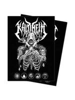 Up - Magic: The Gathering Kaldheim 100Ct Sleeve Featuring Alt Set Symbols
