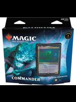 Mtg - Kaldheim Commander Deck Phantom Premonition