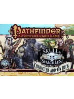 Pathfinder Skull & Shackles Character Add-On