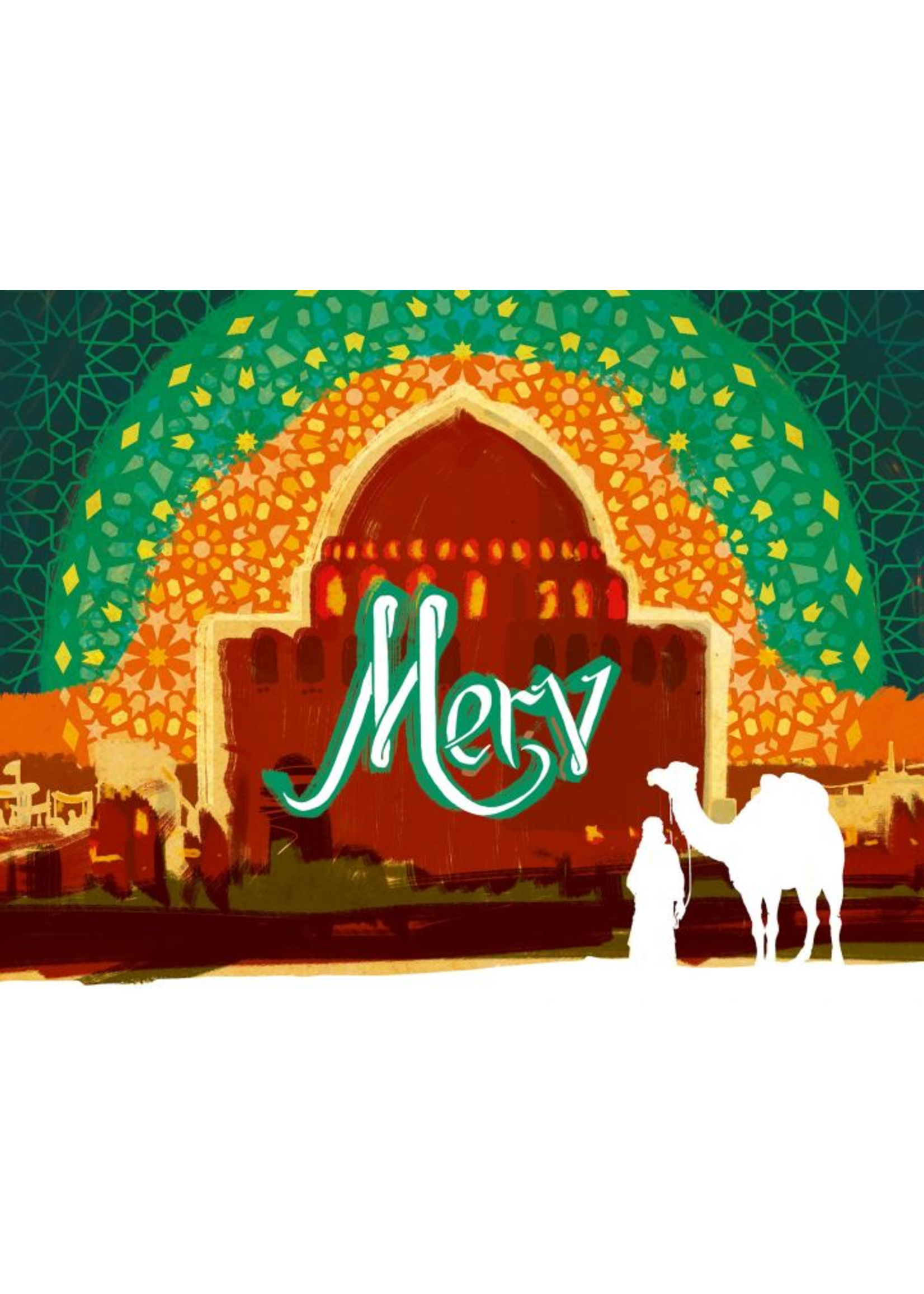 Merv - The Heart Of The Silk Road