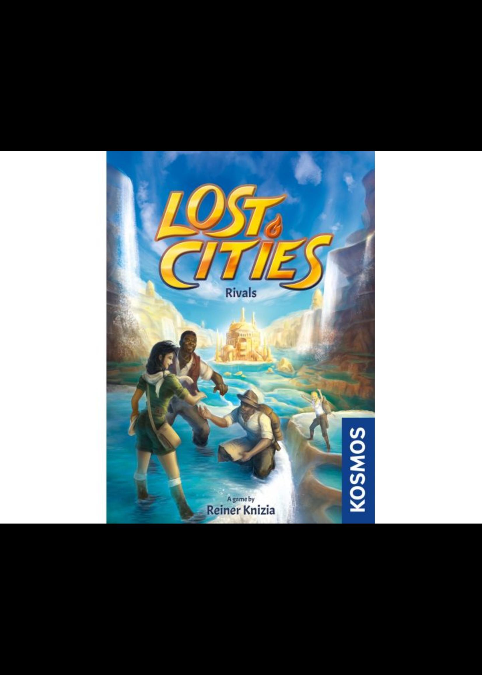 Lost Cities Rivalen