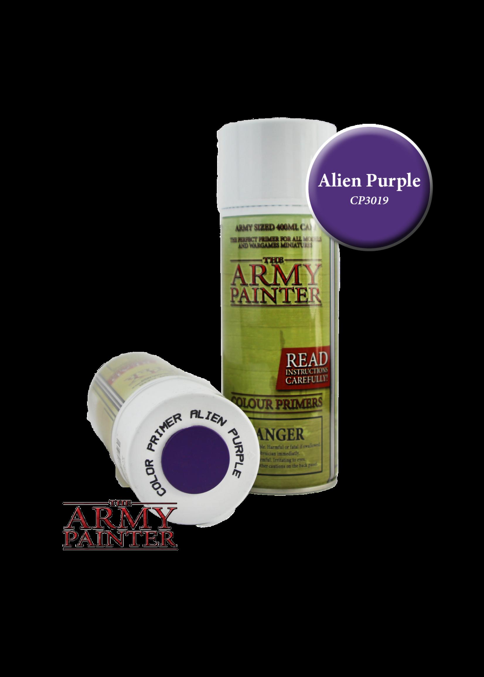 Colour Primer - Alien Purple (400Ml)