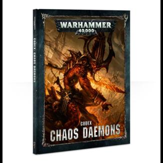 Codex: Chaos Daemons (Hb)