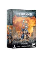 Ultramarine: Chief Librarian Tigurius
