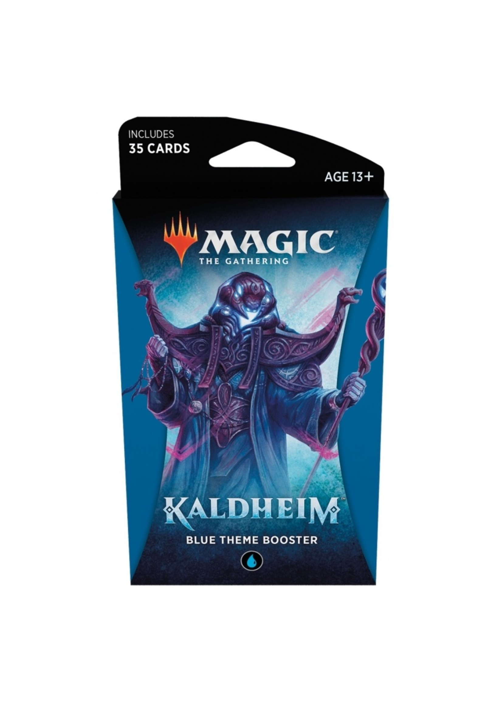 Kaldheim Theme Booster Blue