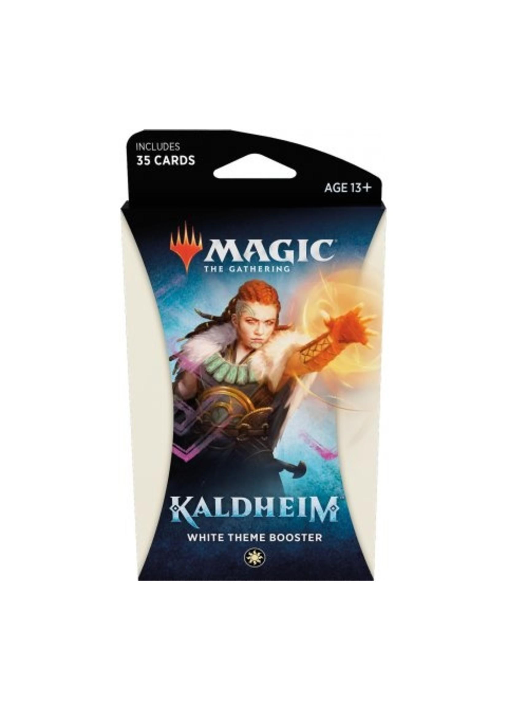 Kaldheim Theme Booster White