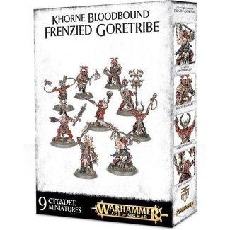 Khorne Bloodbound - Frenzied Goretribe