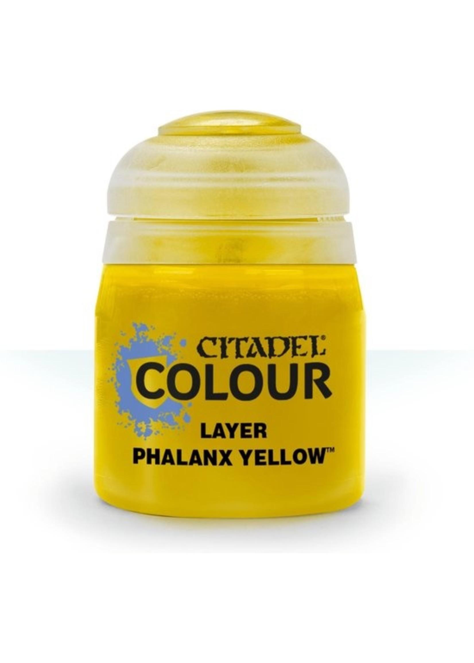 Layer:Phalanx Yellow (12Ml)