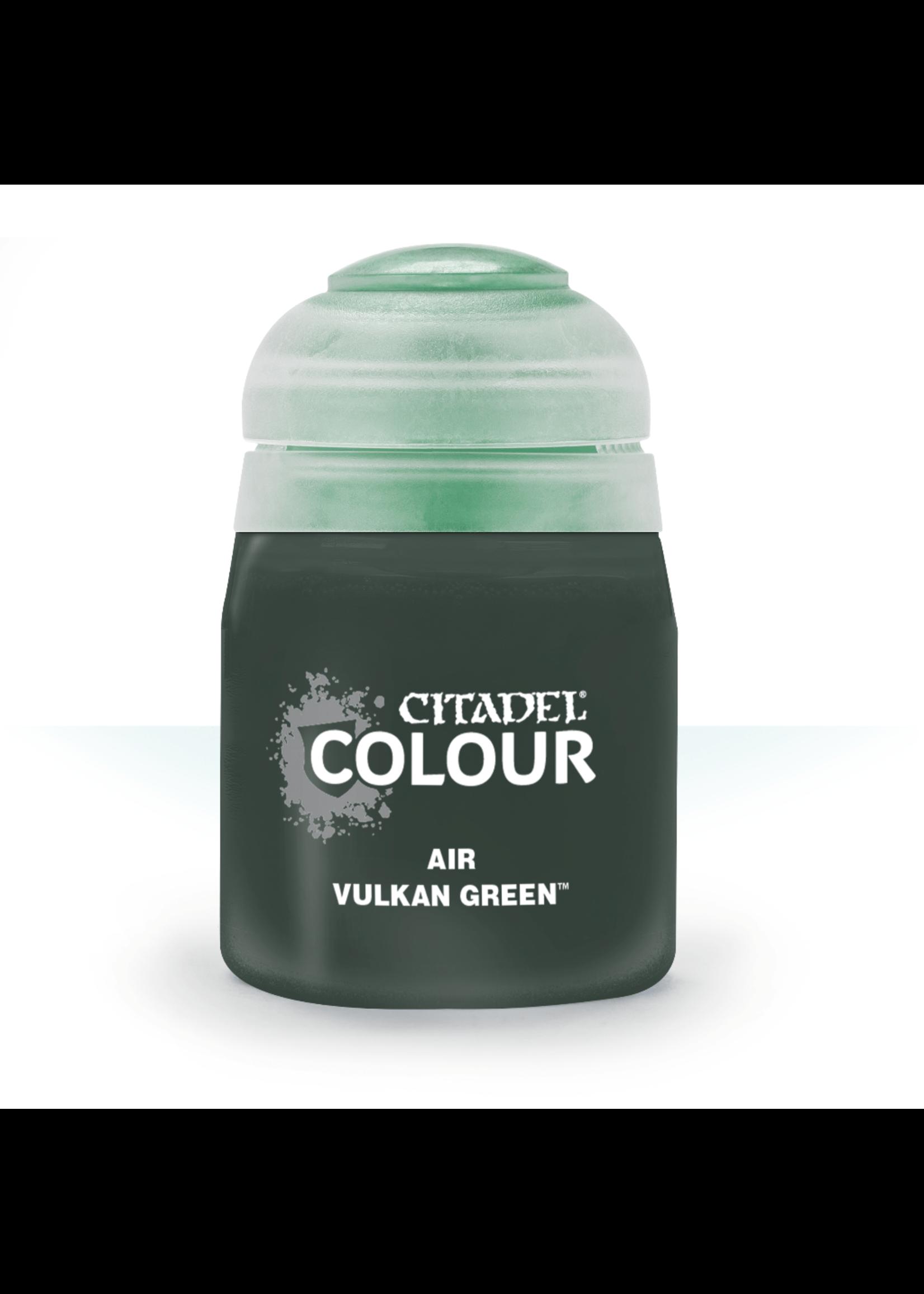 Air:Vulkan Green (24Ml)