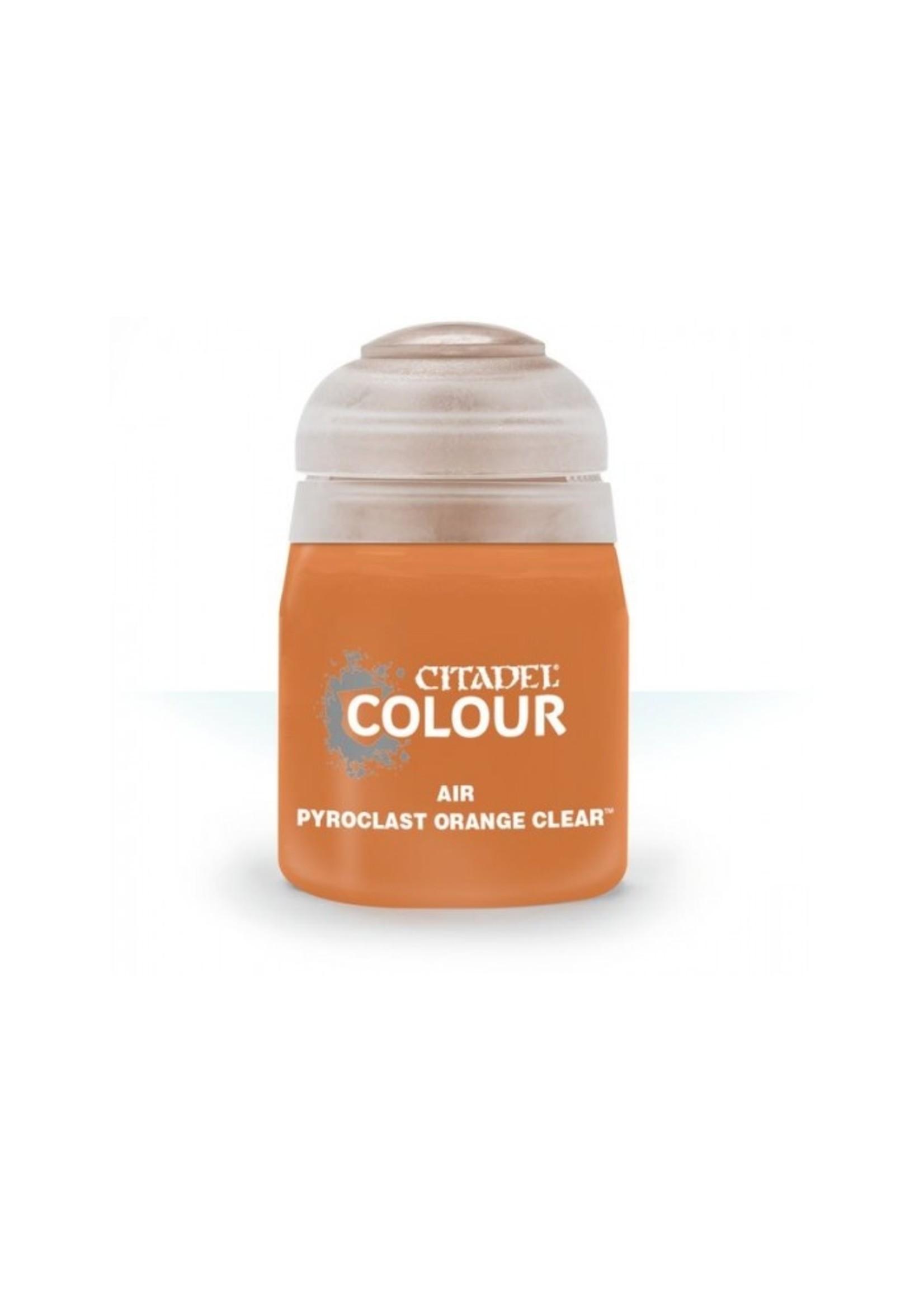 Air:Pyroclast Orange Clear (24Ml)