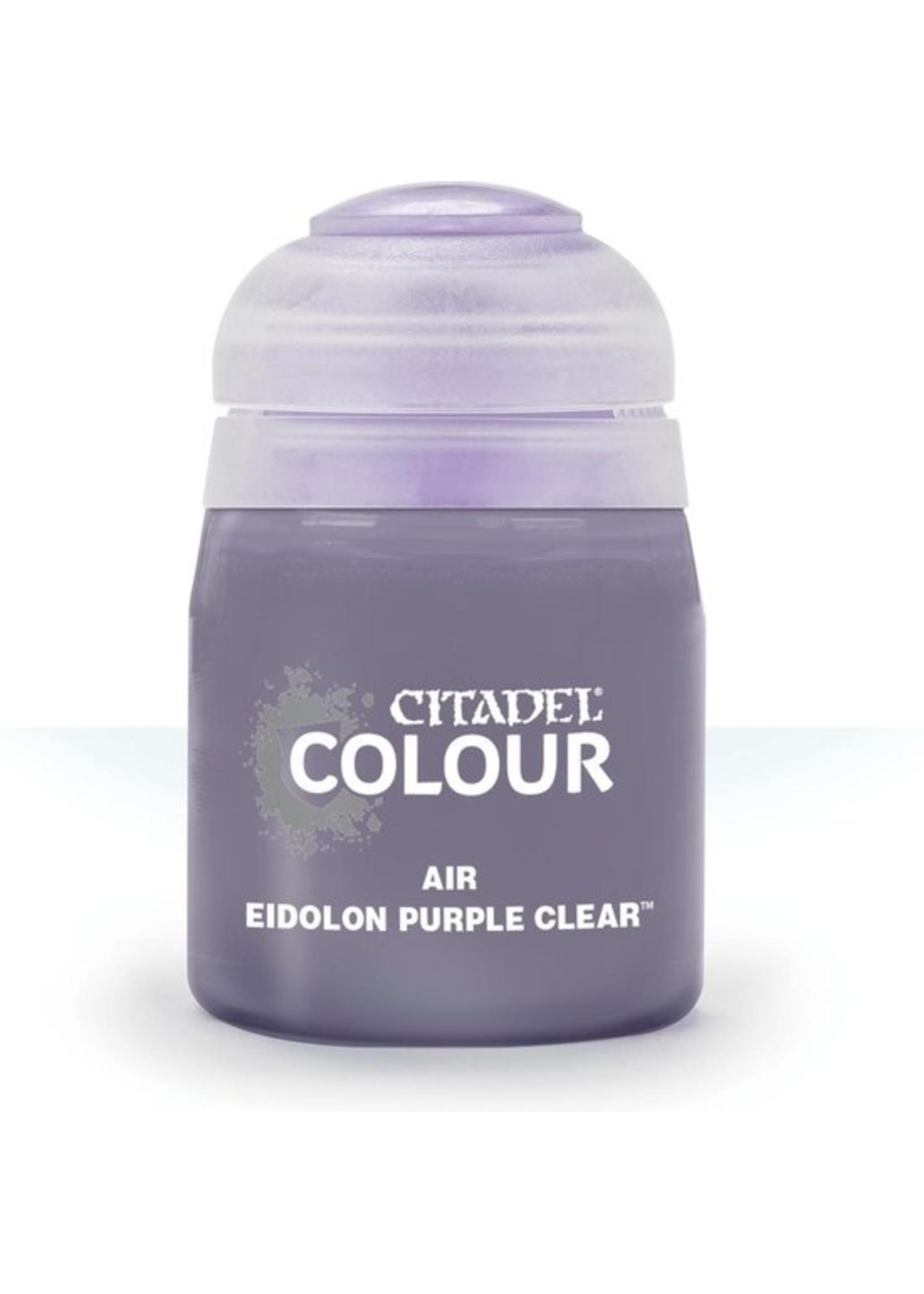 Air:Eidolon Purple Clear (24Ml)