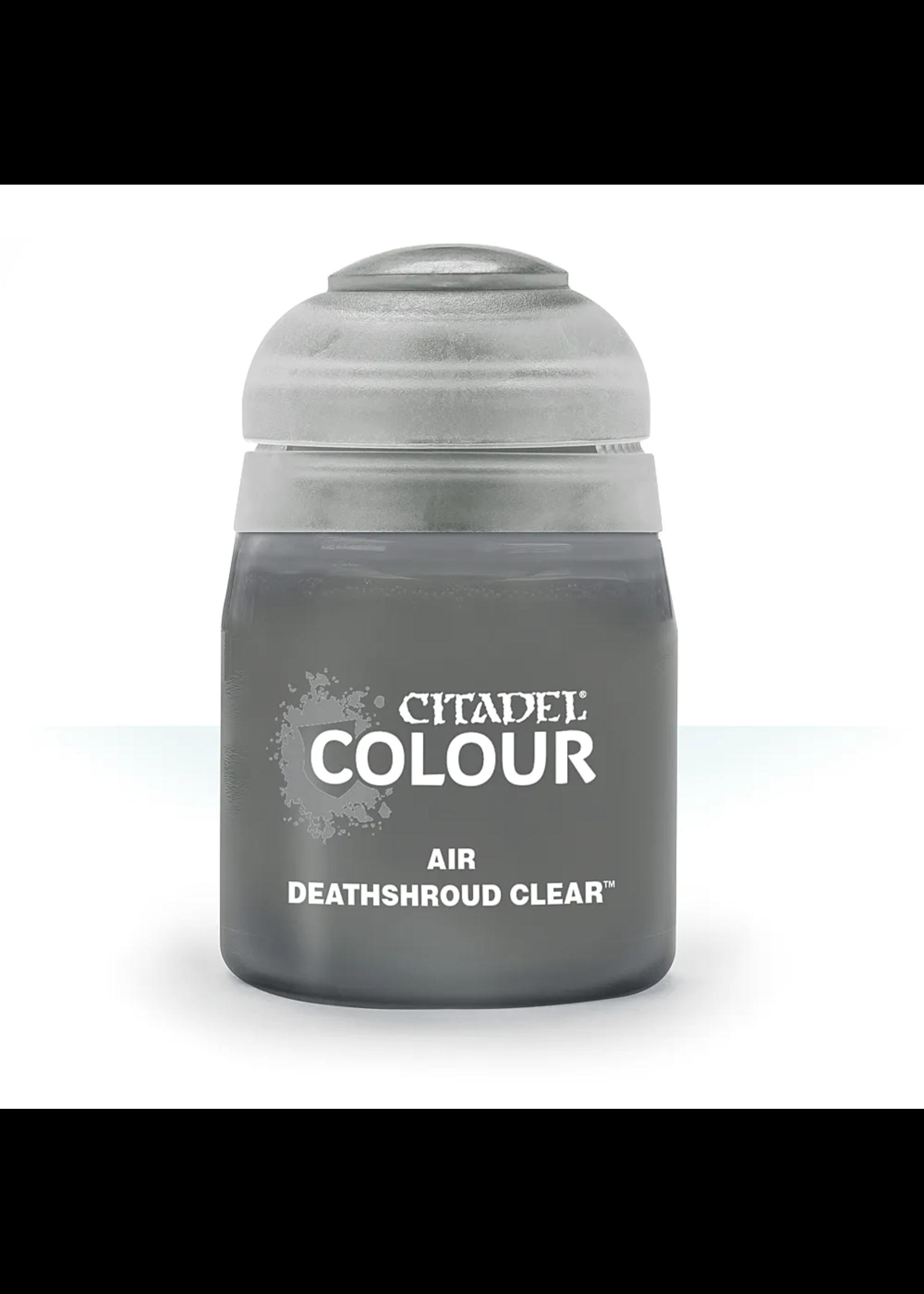 Air:Deathshroud Clear (24Ml)