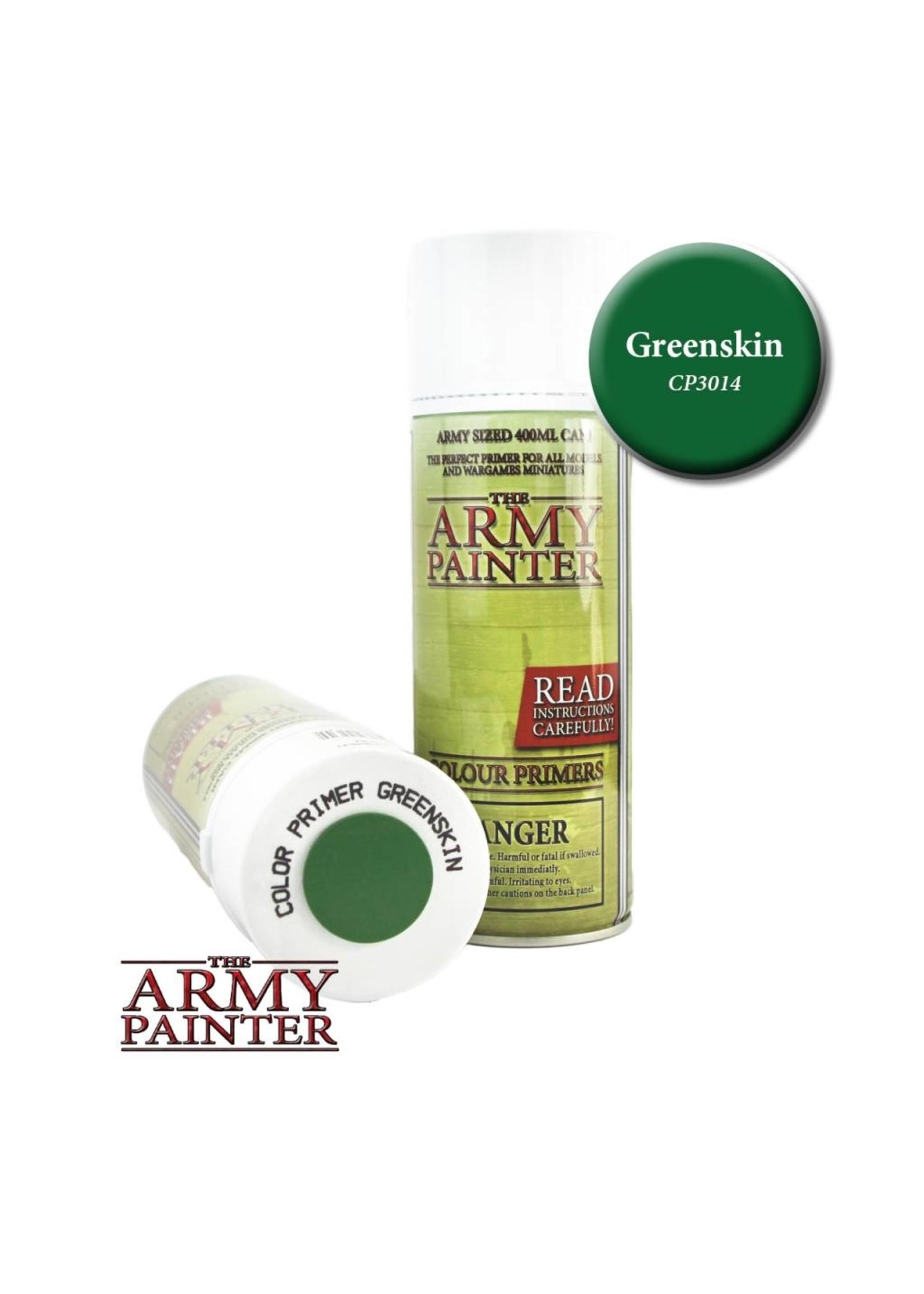 Army Painter Colour Primer - Greenskin (400Ml)