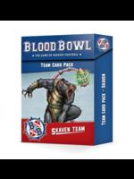 Blood Bowl: Lizardmen Team Card Pack