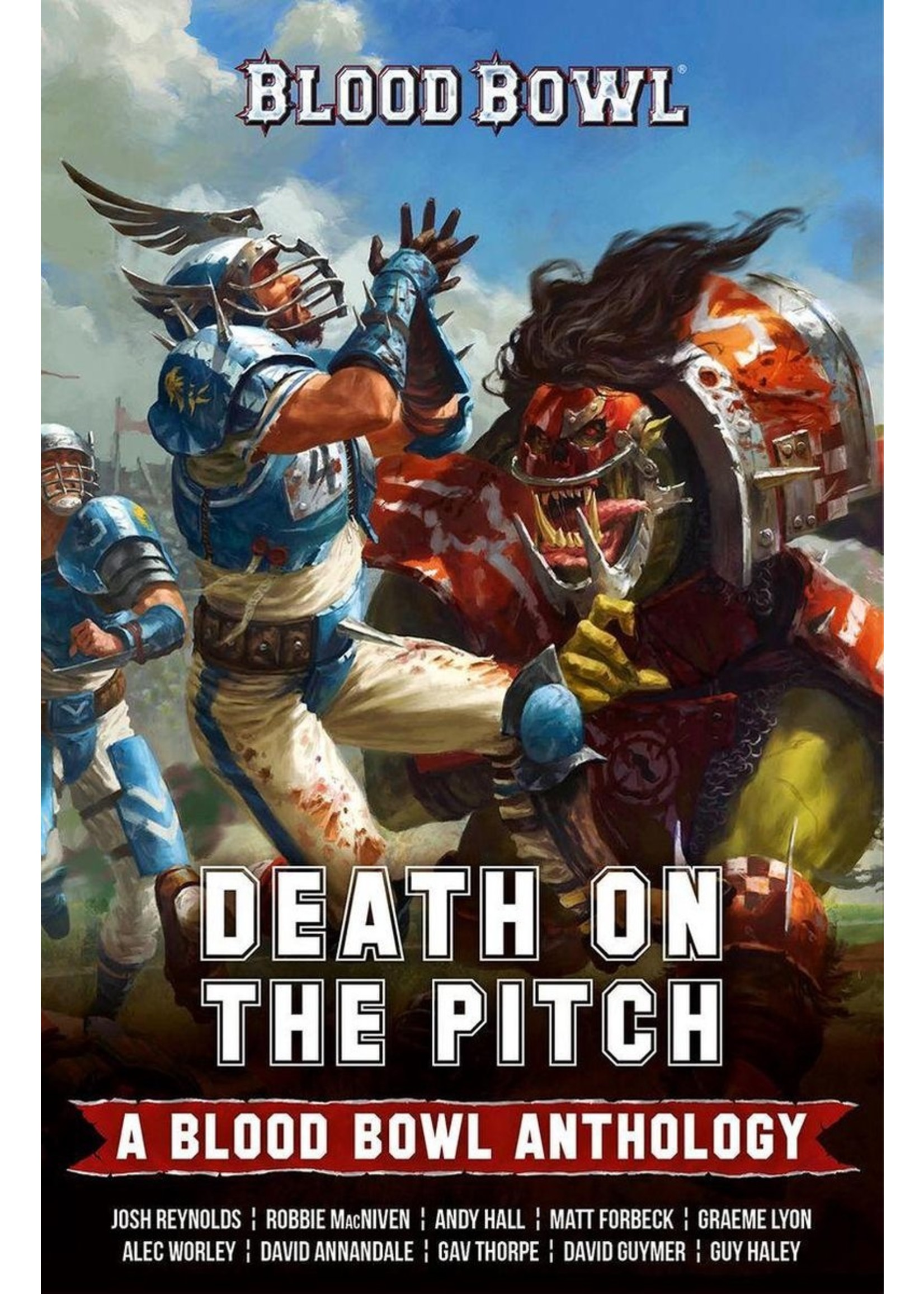 Blood Bowl: Death On The Pitch (Pb) Bl2595