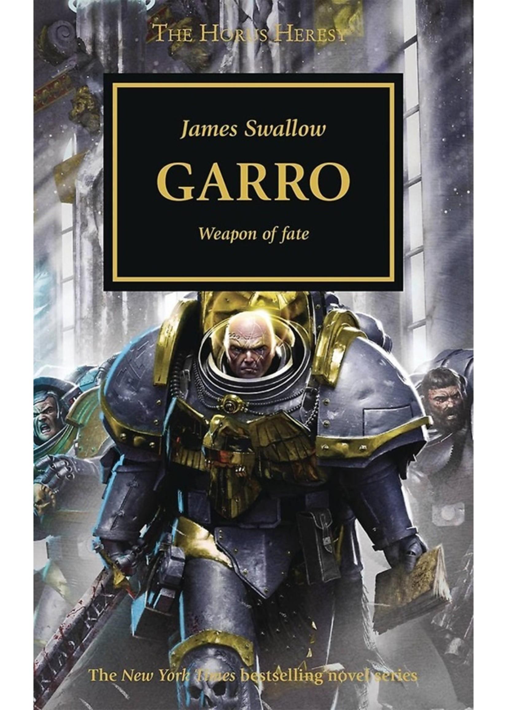 Horus Heresy Garro