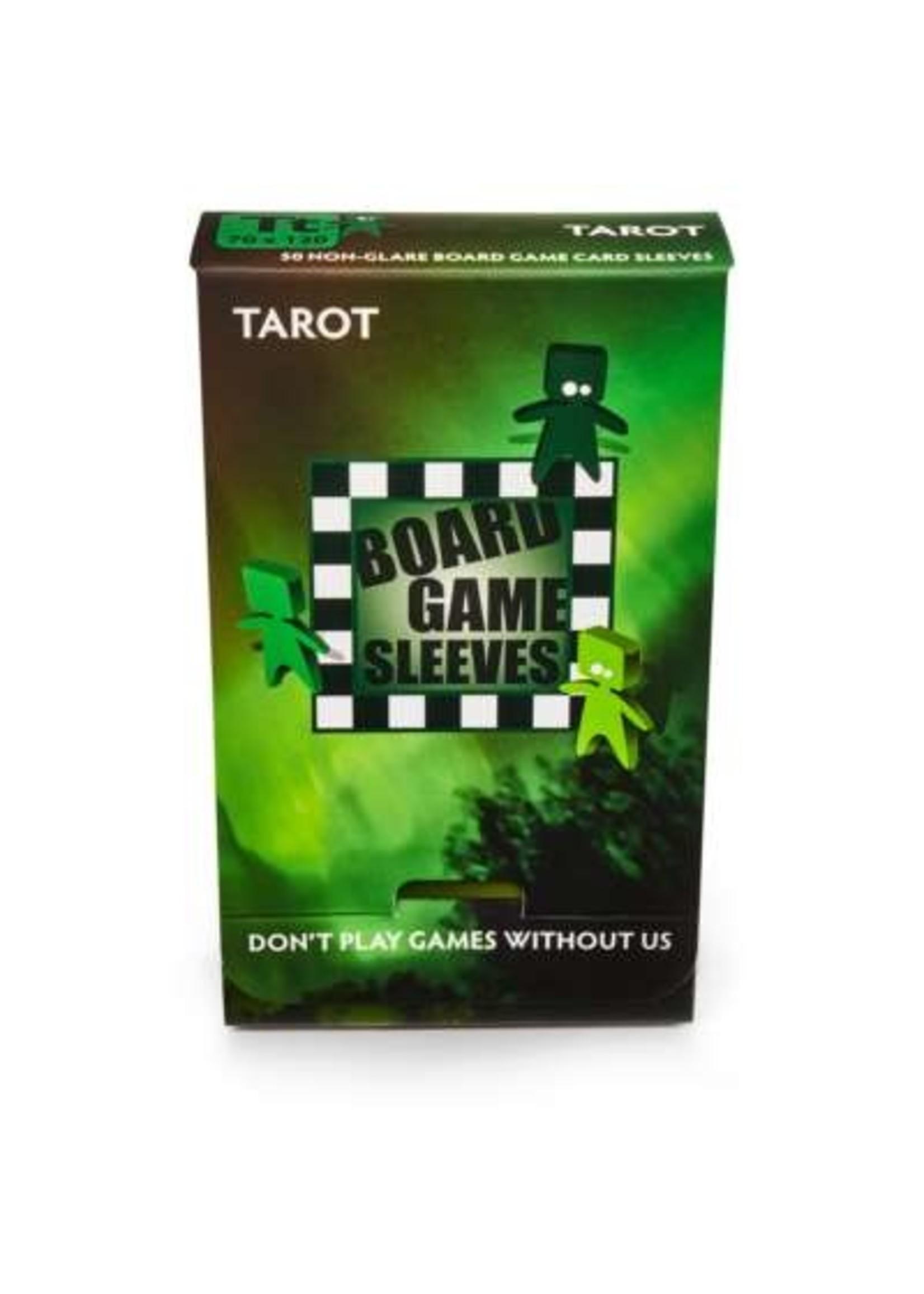 Sleeves Non-Glare Board Game - Tarot - 50Pcs
