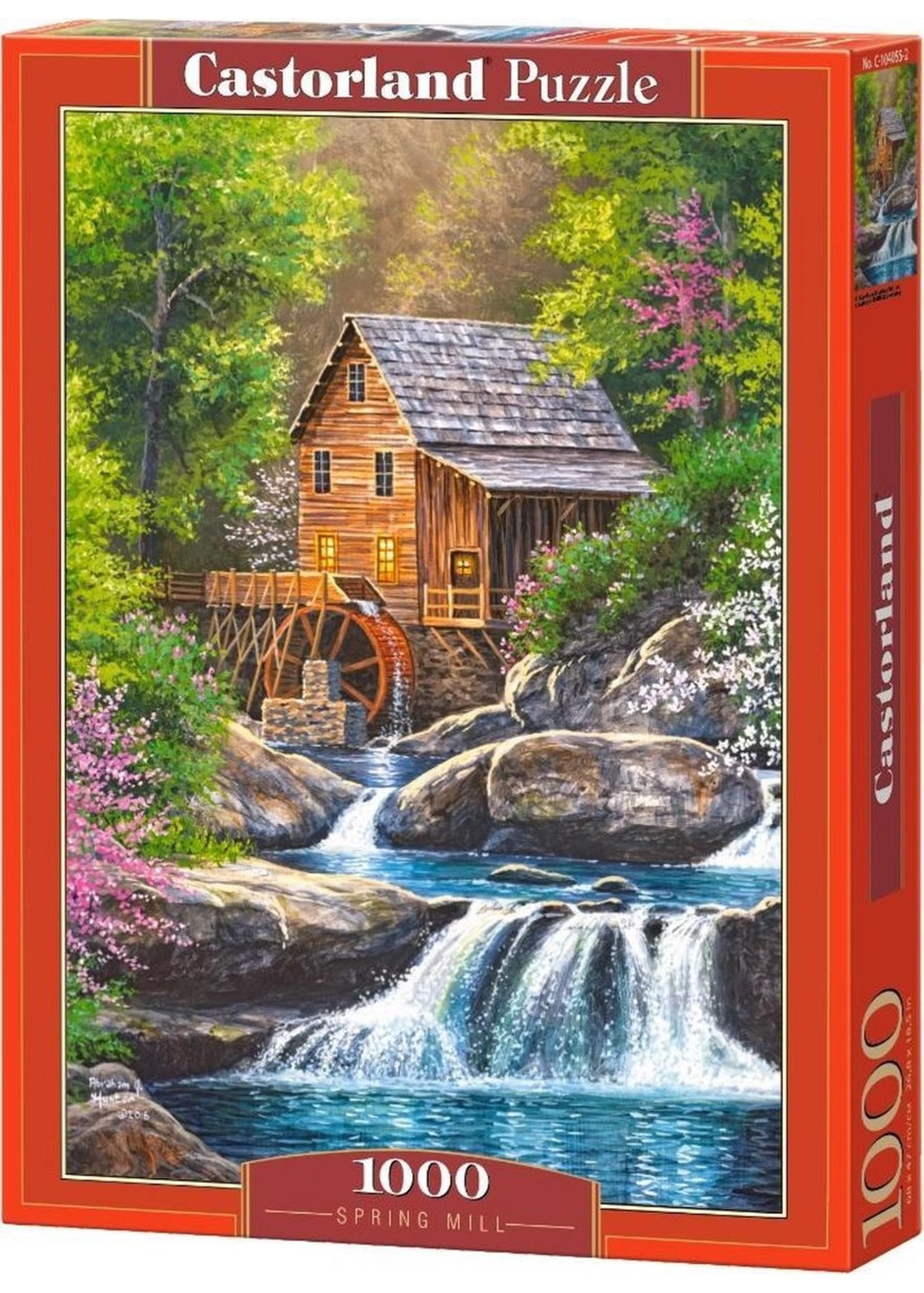 Castorland Spring Mill - 1000 Stukjes