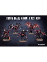 Chaos Possessed Space Marines