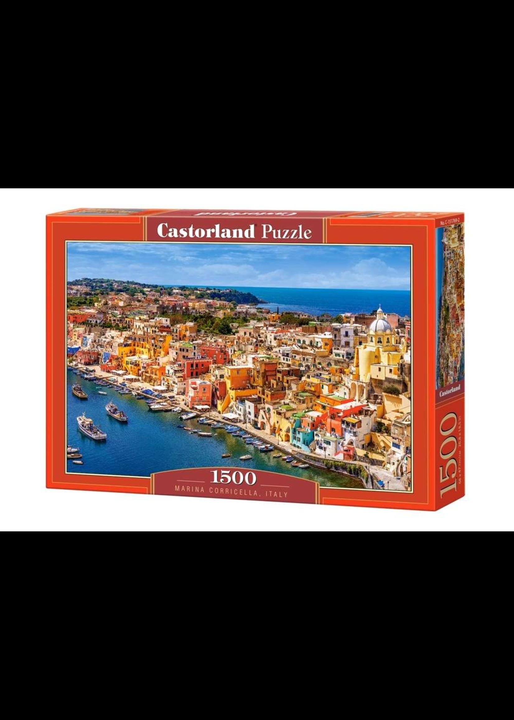 Castorland Marina Corricella, Italy - 1500 Stukjes