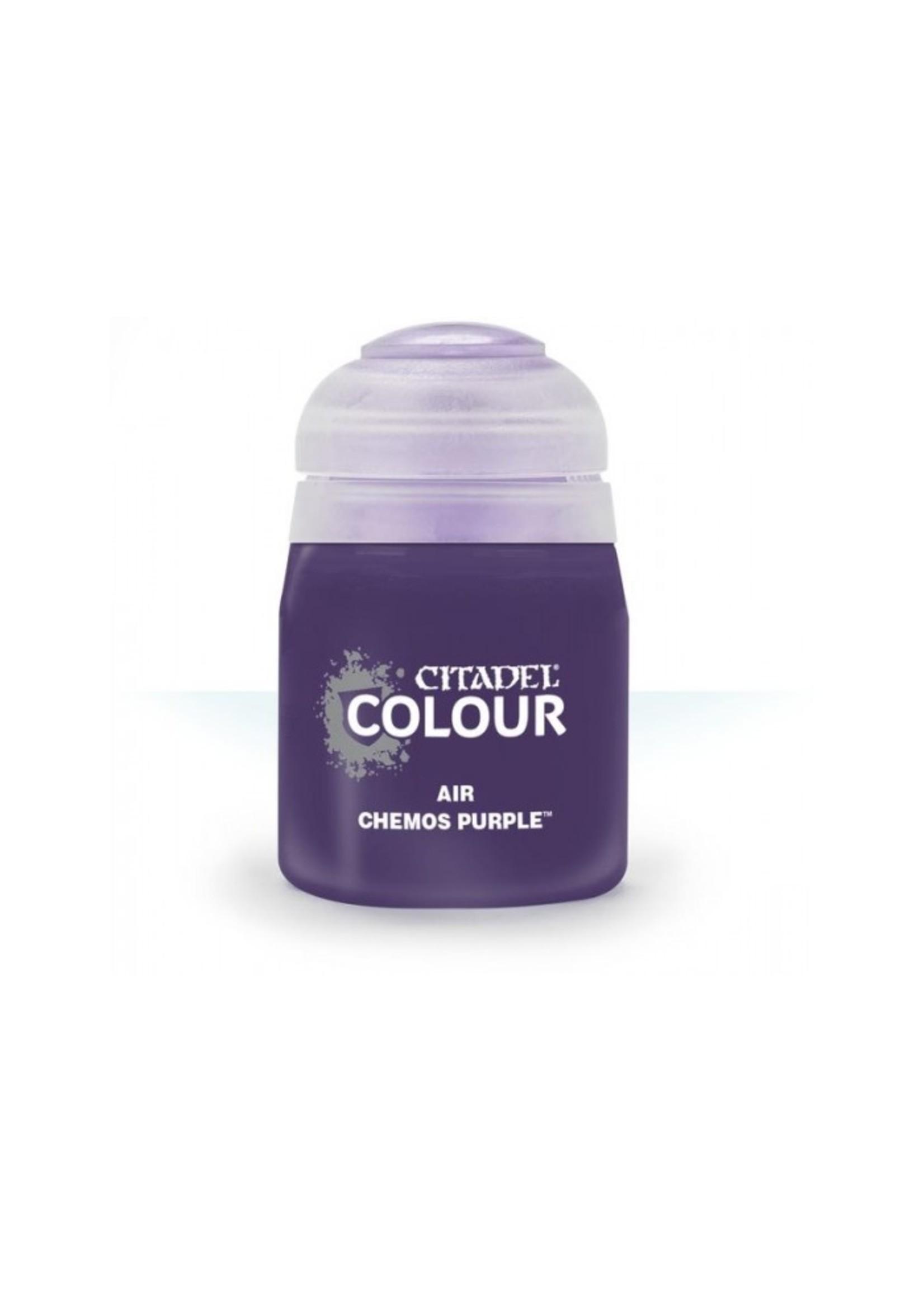 Air:Chemos Purple (24Ml)