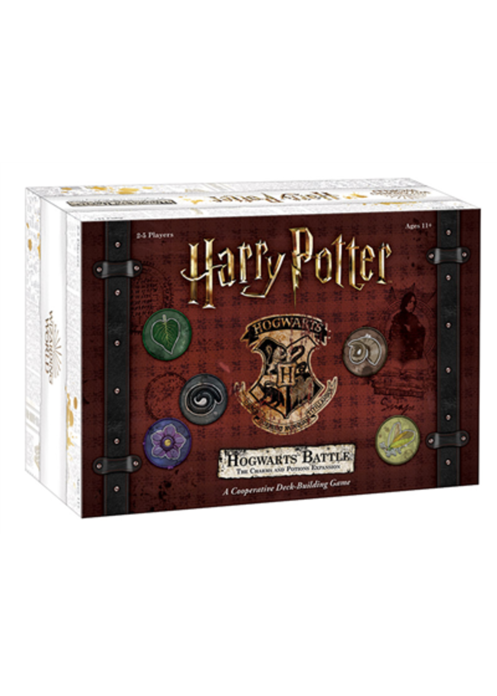 Harry Potter Hogwarts Battle The Charms and Potions Expansion