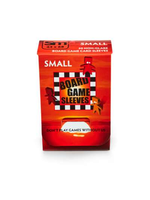 Sleeves Non-Glare Board Game - Small - 50Pcs