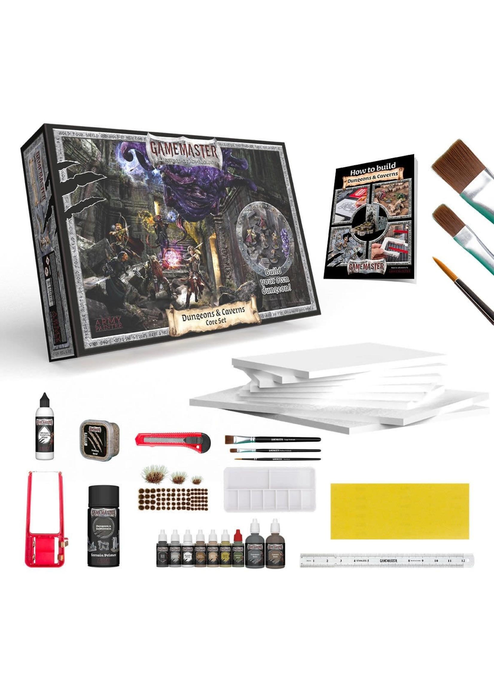 Dungeon's & Caverns Core Set
