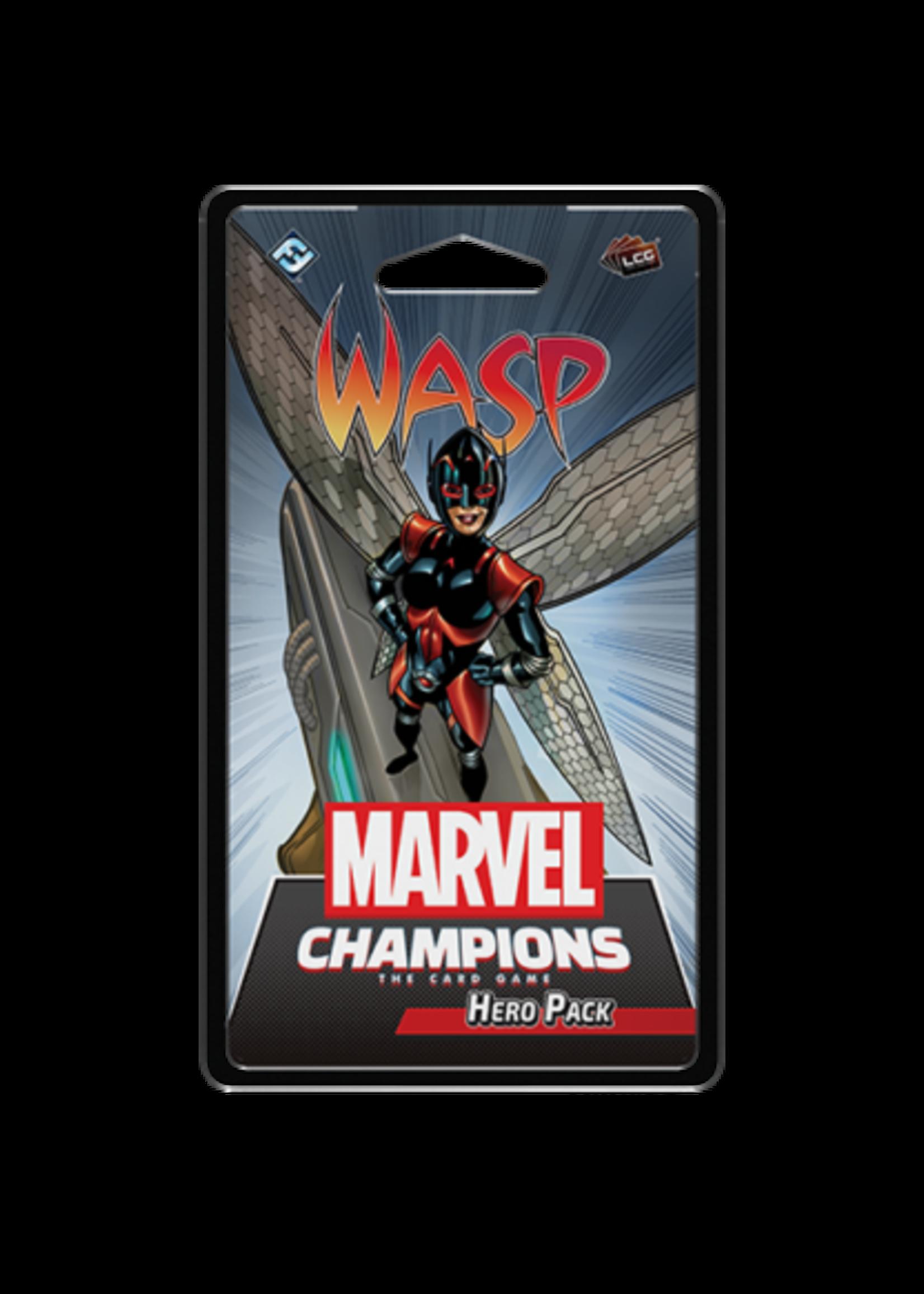 Marvel Lcg Champions The Wasp Hero