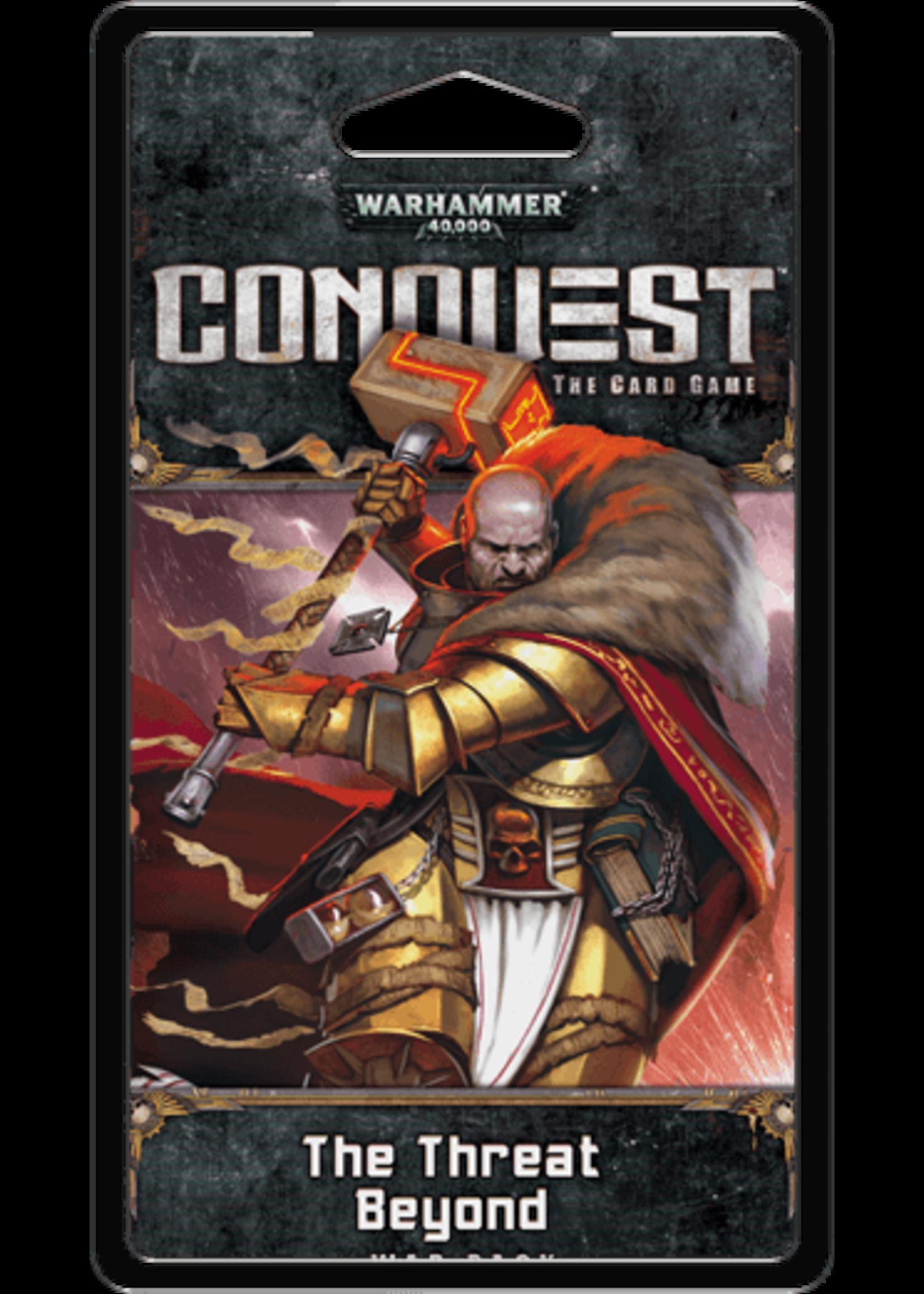 Conquest War Pack The Threat Beyond