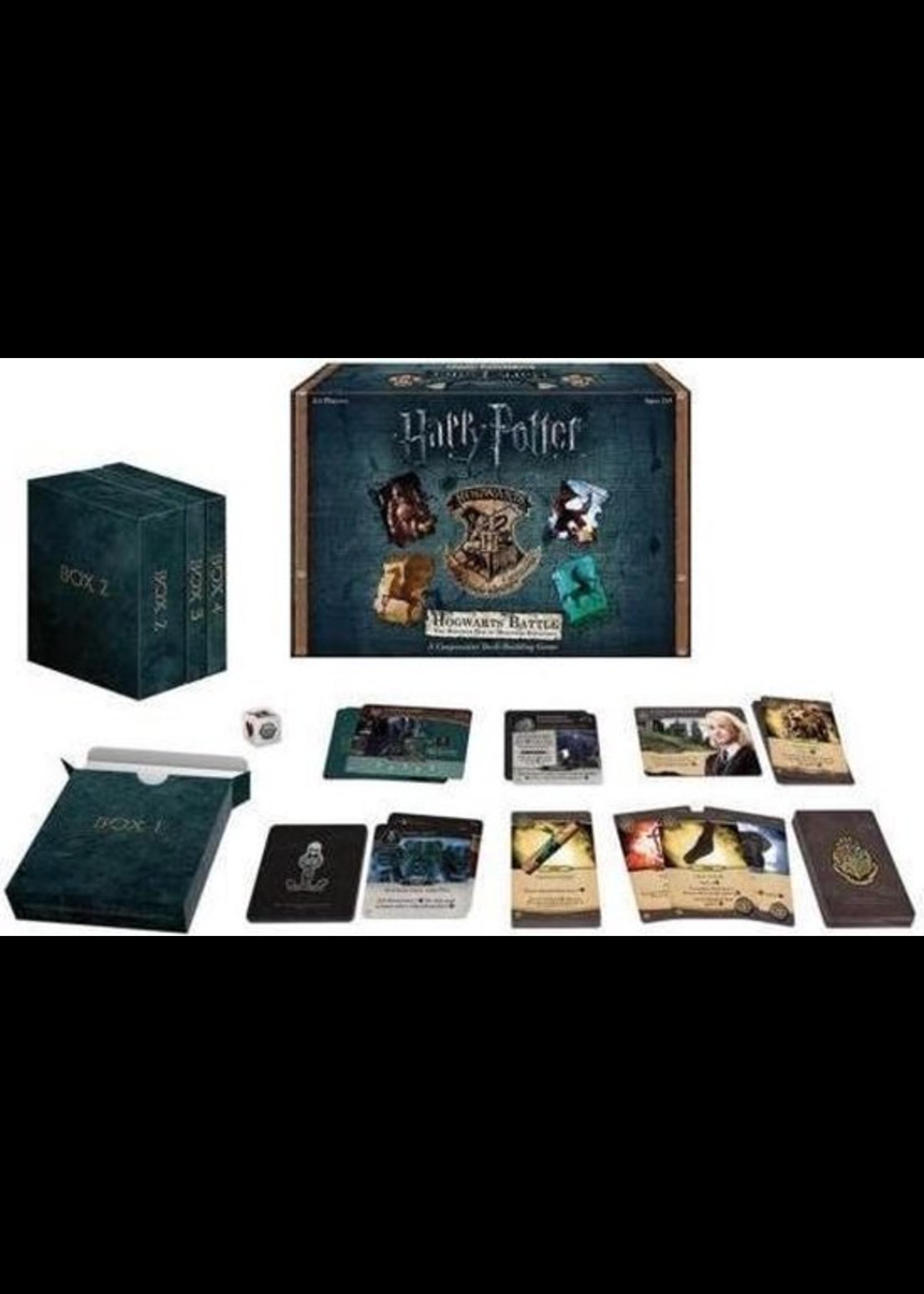 Harry Potter Hogwarts Battle - The Monster Box of Monsters Expansion
