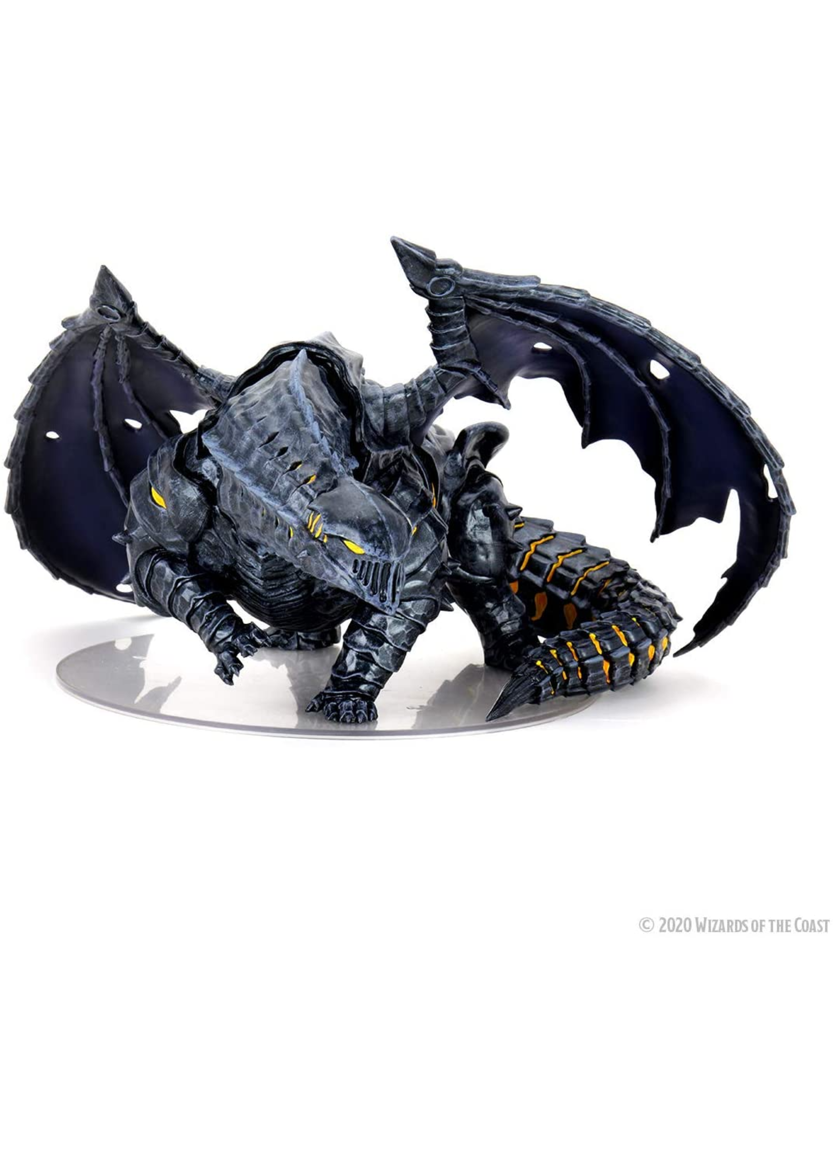 D&D Icons of the Realms Miniatures: Premium Set Chardalyn Dragon