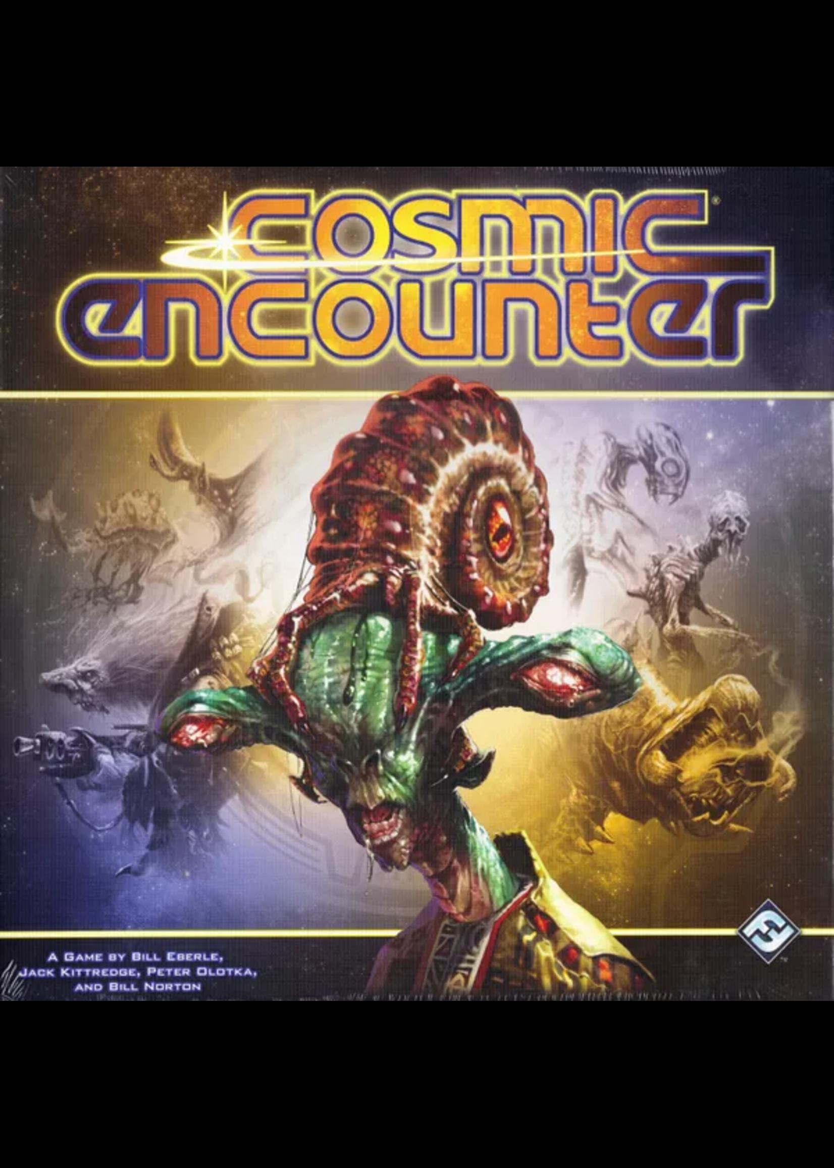 Cosmic Encoutner