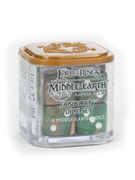 the lord of the rings Fangorn Dice Set