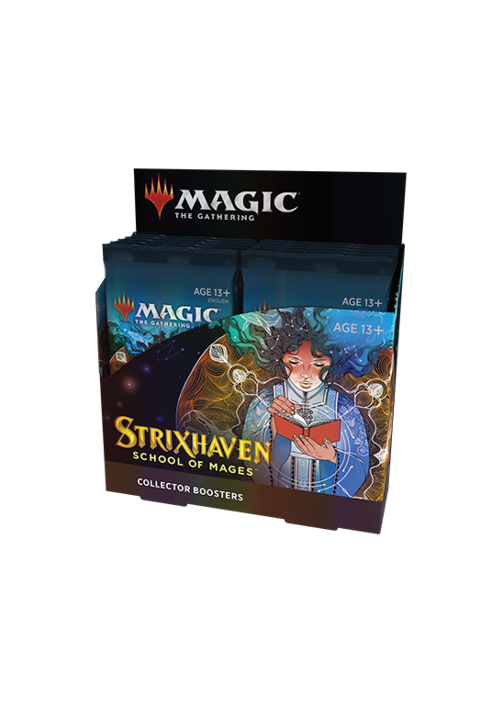 MTG - Strixhaven: School of Mages Collector Booster Display (12 Packs)