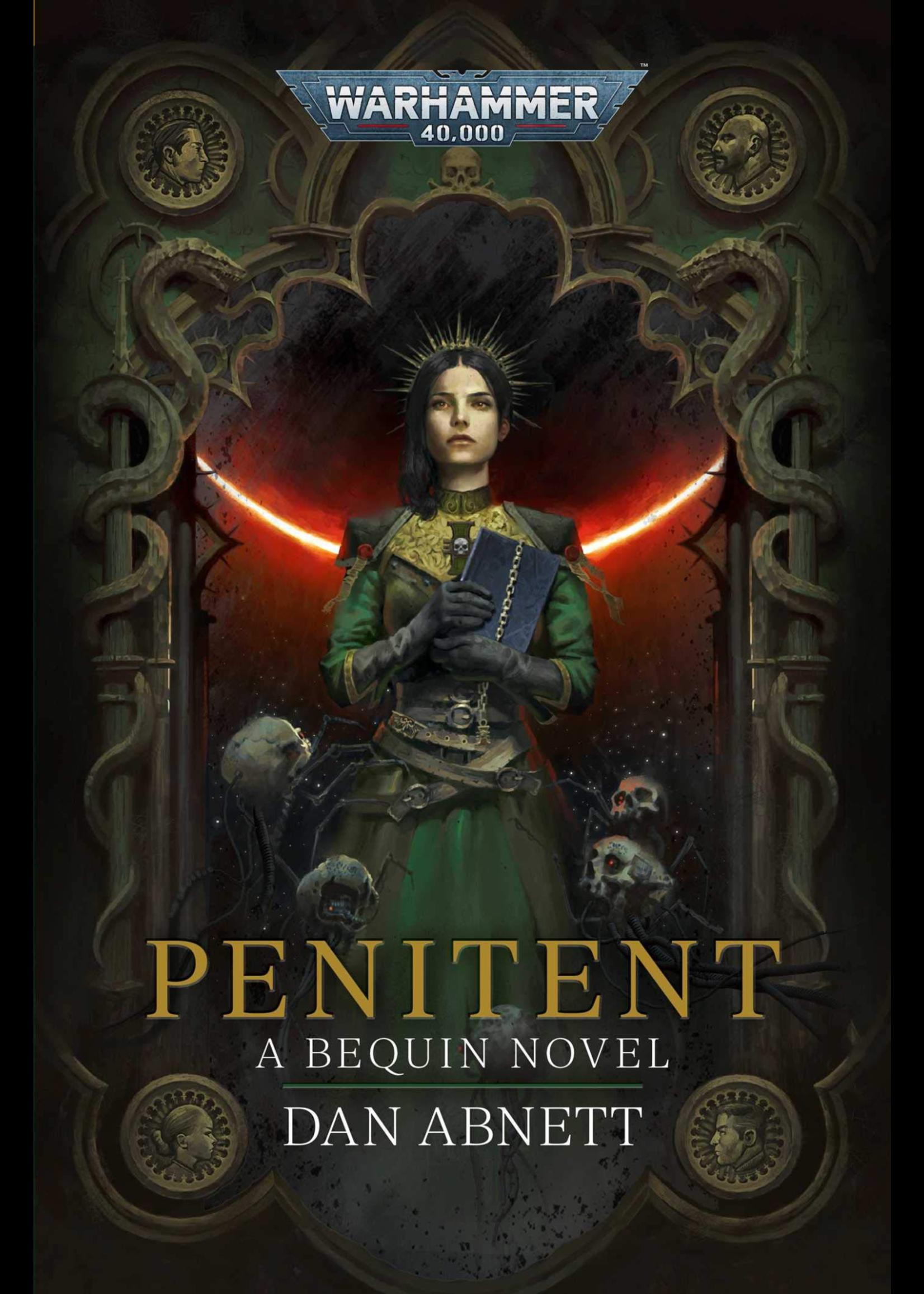 Penitent (Hardback) Bequin, Book 2