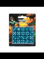 Warhammer 40000 Drukhari Dice Set