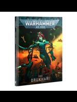 Warhammer 40000 Codex Drukhari