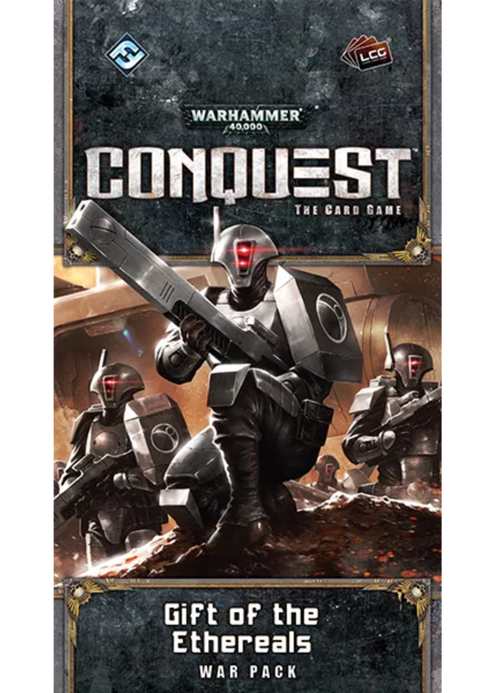 Conquest War Pack Gift of the Ethereals