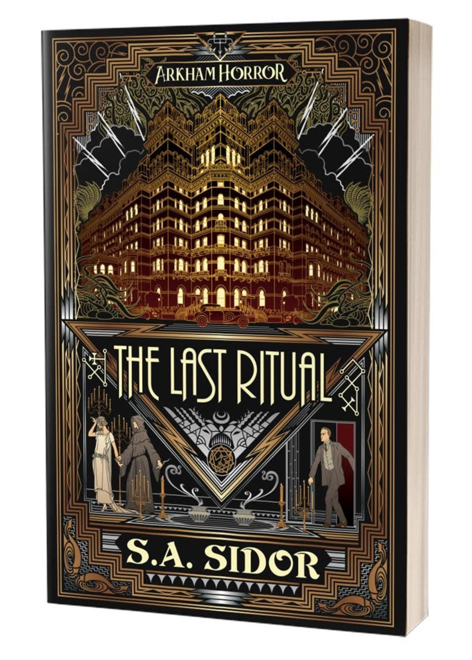 Arkham Horror The Last Ritual