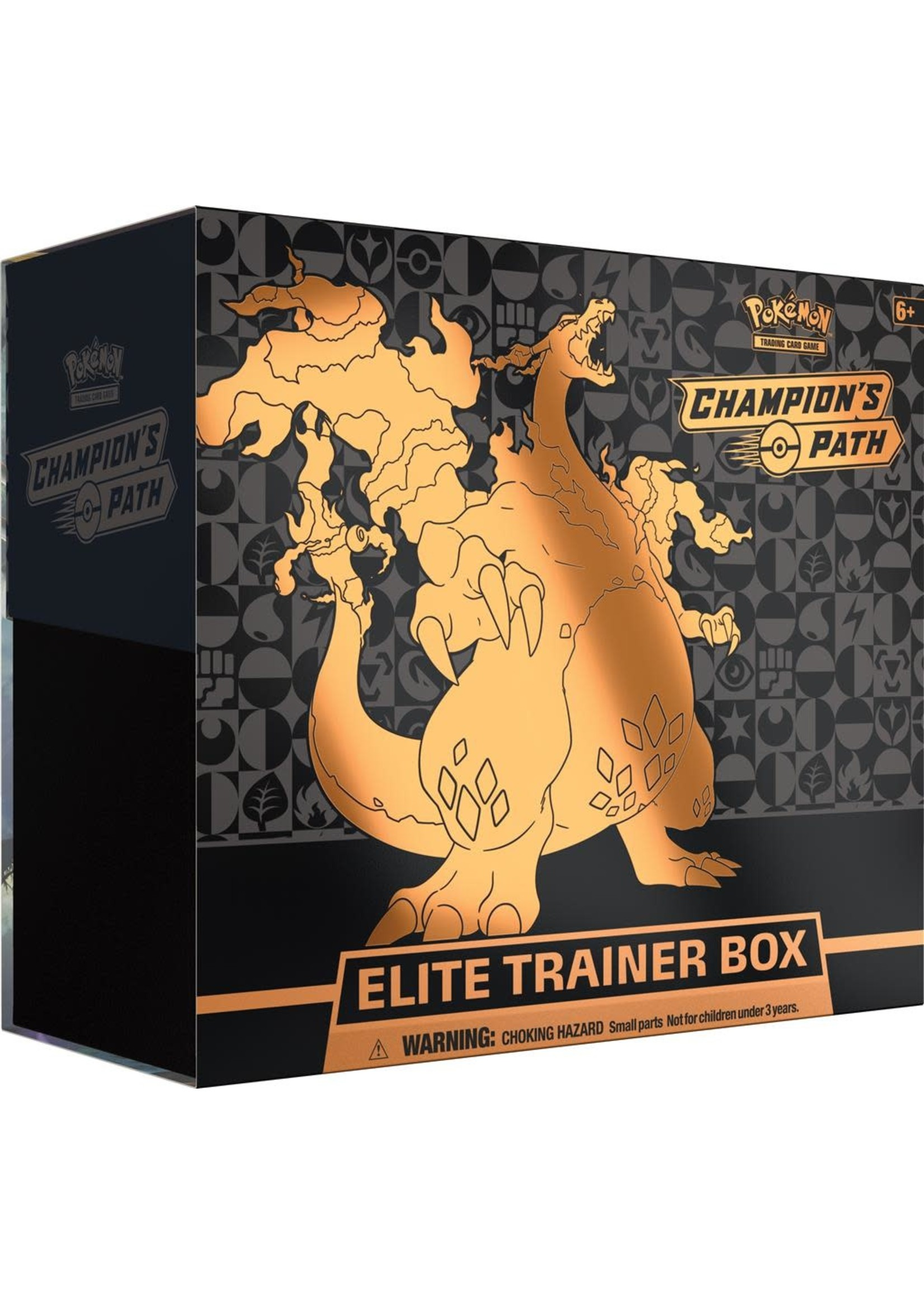 POK TCG Champion's Path Elite Trainer Box