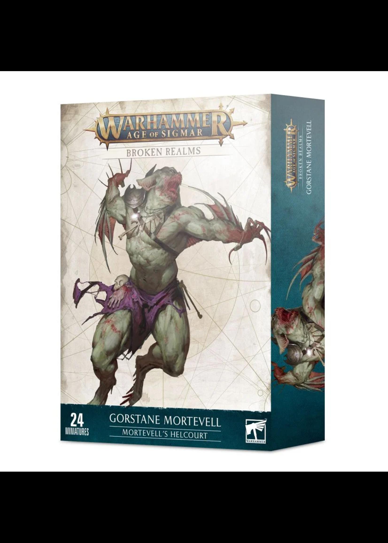 Broken Realms: Gorstane Mortevell – Mortevell's Helcourt